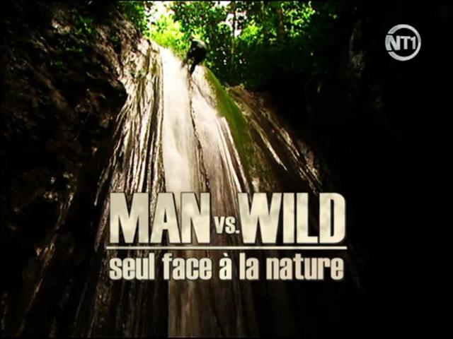 Seul face à la nature : Man vs Wild Saison 8 Streaming