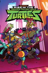 Rise of the Teenage Mutant Ninja Turtles Saison 1 Streaming